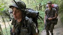Section, Marche ! - Etre une femme dans l'armée suisse - A armes égales - Episode 5/7