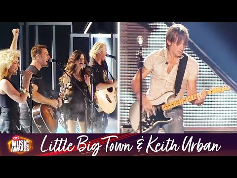 """Little Big Town and Keith Urban Cover Fleetwood Mac's """"The Chain"""