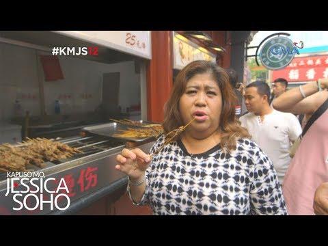 Kapuso Mo, Jessica Soho: Chinese food trip sa Beijing