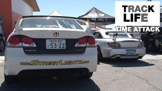 Racing a JDM Civic Type R in the US at Redline Time Attack - Track Life Episode 7