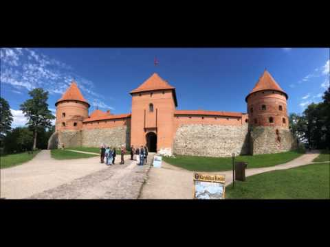 My trip to  Lithuania