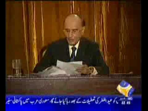 Mushtaq Ahmed Yousafi   Ba Zaben e Yousafi   Geo Special   Nice One