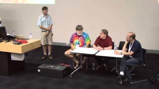 Keynote: Linus Torvalds