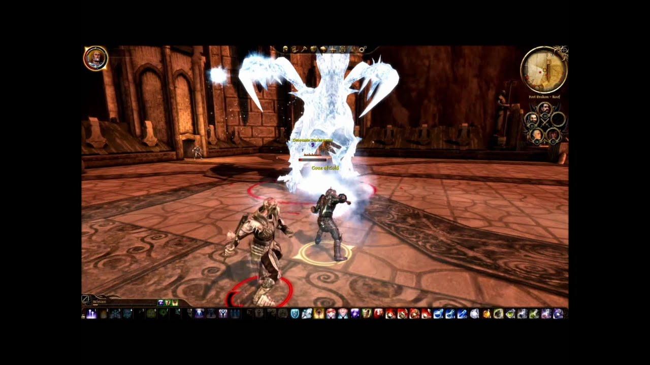 dragon age origins how to become a blood mage