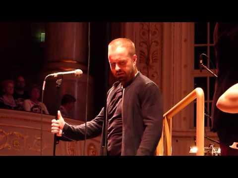 Alfie Boe 'Love Reign O'er Me' Classic Quadrophenia Vienna 31.10.15 HD