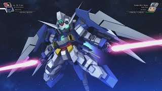 Attacks of Gundam AGE-1 and AGE-2 from Mobile Suit Gundam AGE Timestamp: Gundam AGE-1 - 00:00 Gundam AGE-1 Full Glansa - 01:01 Gundam AGE-2 ...