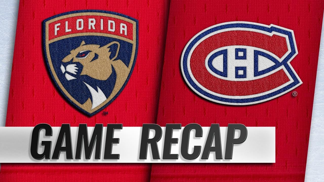niemi-sets-career-high-in-5-1-win-over-panthers