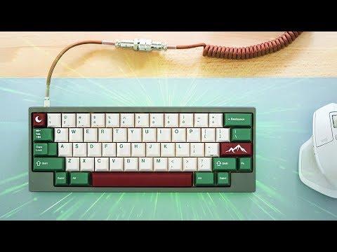 Switch it Up: Custom Keyboards