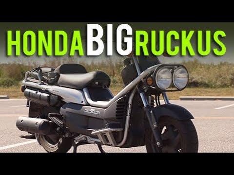 Is the BIG ruckus a big BORE?