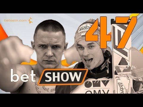 Betshow 47. - Andrzej Wawrzyk i Piotr Żyła - [ Betsson Polska ]