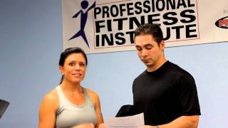 Workout with Iyan and Casey: The Importance of the Par-Q Form