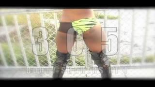 BLACK GODDESS BOOTY TWERK DANCE 305 BOOTY SHAKE PT 1