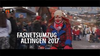 Fasnetsumzug Altingen 2017