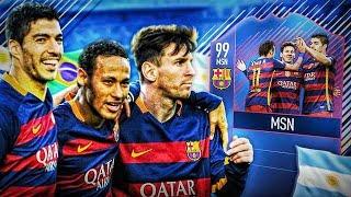 KUPIŁEM TRIO M-S-N ! @ FIFA 18 / DEV