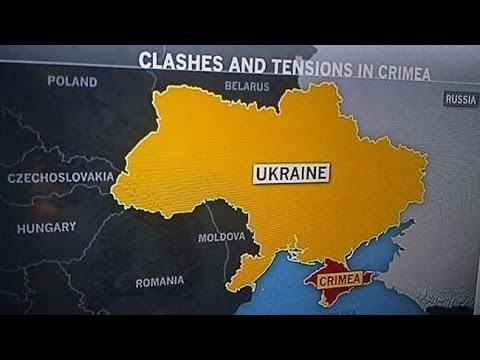 MSNBC Ukraine Flop: Map Shows Czechoslovakia
