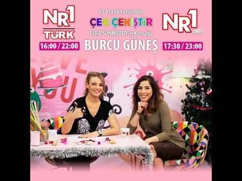 Burcu Güneş Bugün 16.00'da Number1 Türk Tv'de Ekranlarda Olacak