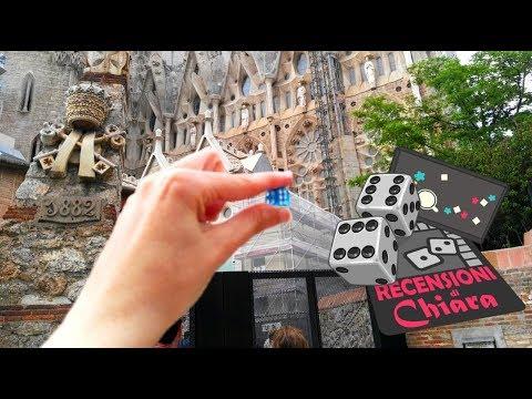Giochi da tavolo a Barcellona - Vlog di Chiara