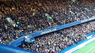 Holmesdale fanatics chelsea v palace football fans