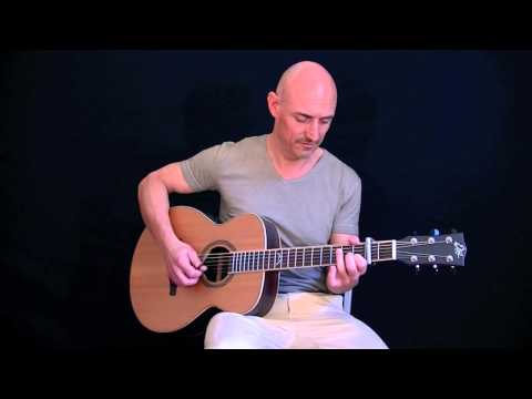 bee-gees---how-deep-is-your-love-(solo-fingerstyle-guitar)