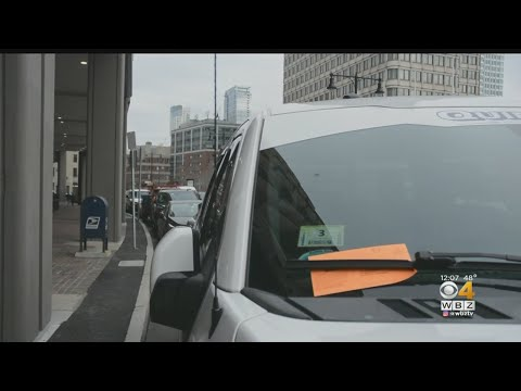Parking Ticket Fines Based On Your Income Proposed In Boston