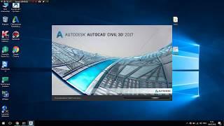 autocad civil 3d 2017 не удалось запустить приложение поскольку его параллельная конфигурация
