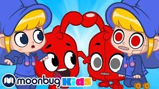My Magic Pet Morphle - Robot Mia & Morphle! | Full Episodes | Funny Cartoons for Kids | Moonbug TV
