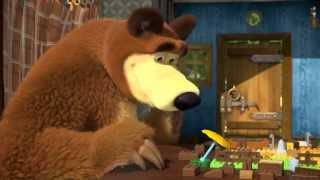 Игрушки - конструкторы Big - Маша и медведь от Simba в магазине PLANETTOYS