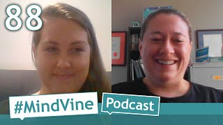 #MindVine Podcast Episode 88 - Recovery College
