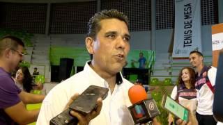 DIRECTOR DE CODESON, PROFESOR GENARO ENRÍQUEZ RASCÓN