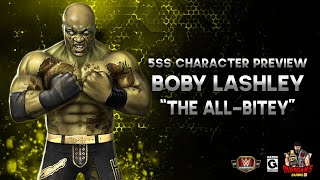 """Character Preview: Bobby Lashley """"The All-Bitey"""" Gameplay! / WWE Champions 😺 screenshot 5"""