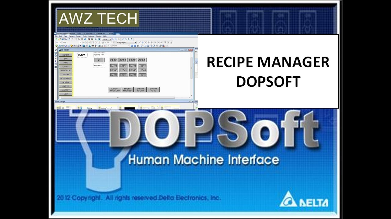 Dop software Manual