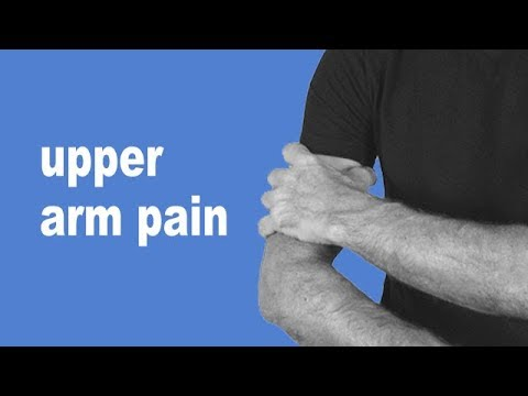 Treat Upper Arm Pain