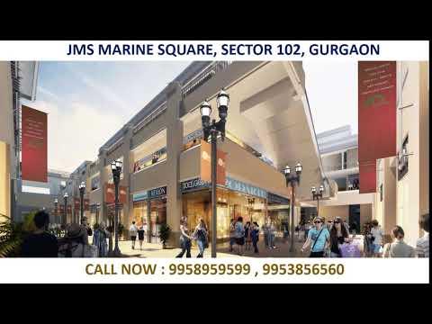 9958959599, jms marine square location map, jms marine square sector 102 gurgaon,