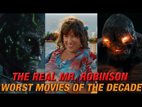 TOP 10 WORST MOVIES OF THE DECADE (2010 - 2019)