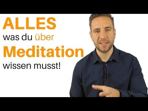 Meditation für Anfänger - ALLES, was du wissen musst um Meditation zu lernen