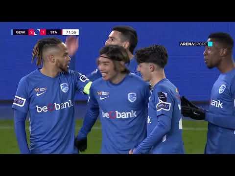 Genk Standard Liege Goals And Highlights