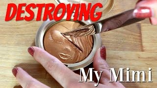 THE MAKEUP BREAKUP: Destroying & weighing MAC x Mariah Carey My Mimi