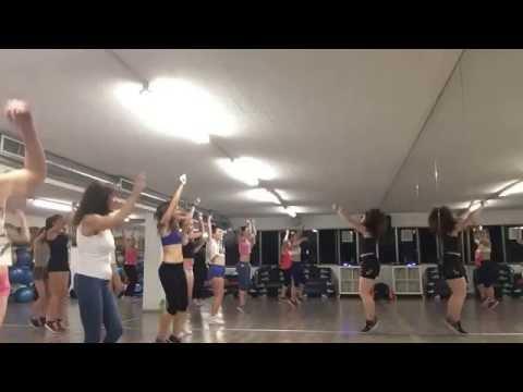 Zumba® Dare | Shakira - Dare (La La La) choreo by Iris Pavlopoulou