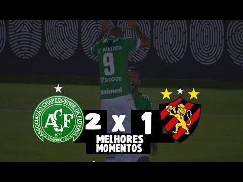 Chapecoense 2 x 1 Sport   Melhores Momentos HD Brasileirão 22/11/2018