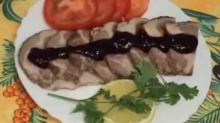 Ткемали. Грузинский соус к мясным блюдам . Кухня народов мира: простые кулинарные рецепты