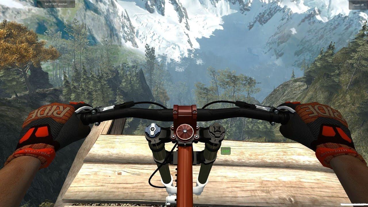 Скачать симуляторы велосипеда торрент