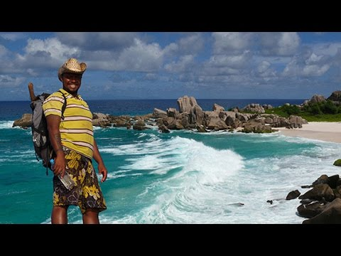 "SEYCHELLES _ La Digue "" Rondy "" le Guide (2)"