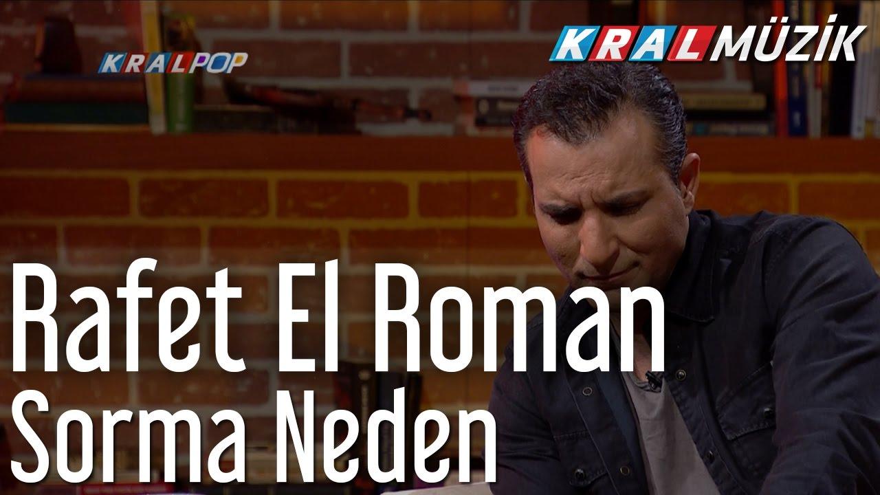 Serkan Aras - Sorma Neden (Akustik) #RafetElRoman
