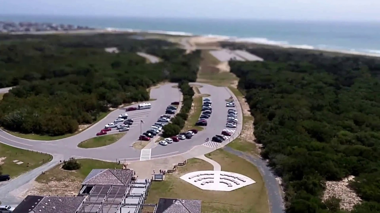 free camping outer banks