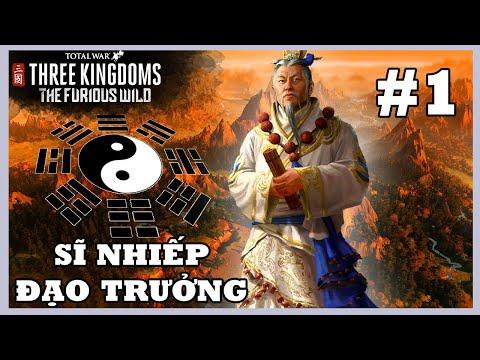 TOTAL WAR THREE KINGDOMS 1 CAMP MỚI, SĨ HÙNG ĐẤT VIỆT !!!