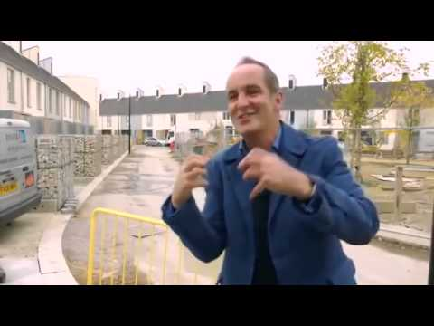 Kevin McCloud on hempcrete from Bringing It Home documentary