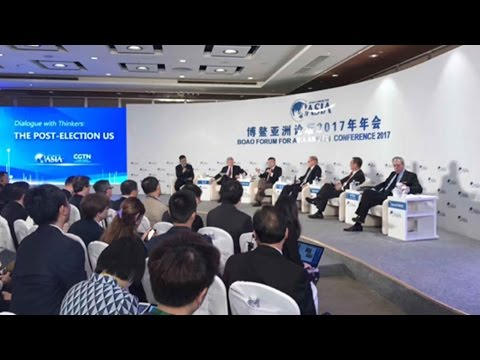 Dialogue at Boao Forum: The post-election US