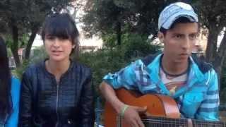 """أجمل و أروع صوت  Cover - Guitare Maroc_ """"Kif Lm3ani"""" Groupe Kelma/ by Simo Rawi .Souhail. Khawla"""