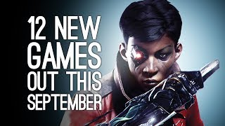 12 New Games Out In September 2017 For Ps4, Xbox One, Switch, Pc