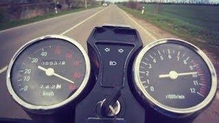 видео Мотоцикл Альфа 125 кубов: обзор и характеристики